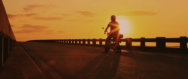 Short Shot The moped Diaries